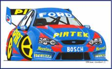 '05 Ford Falcon, driven by Marcus Ambrose  » Click to zoom ->